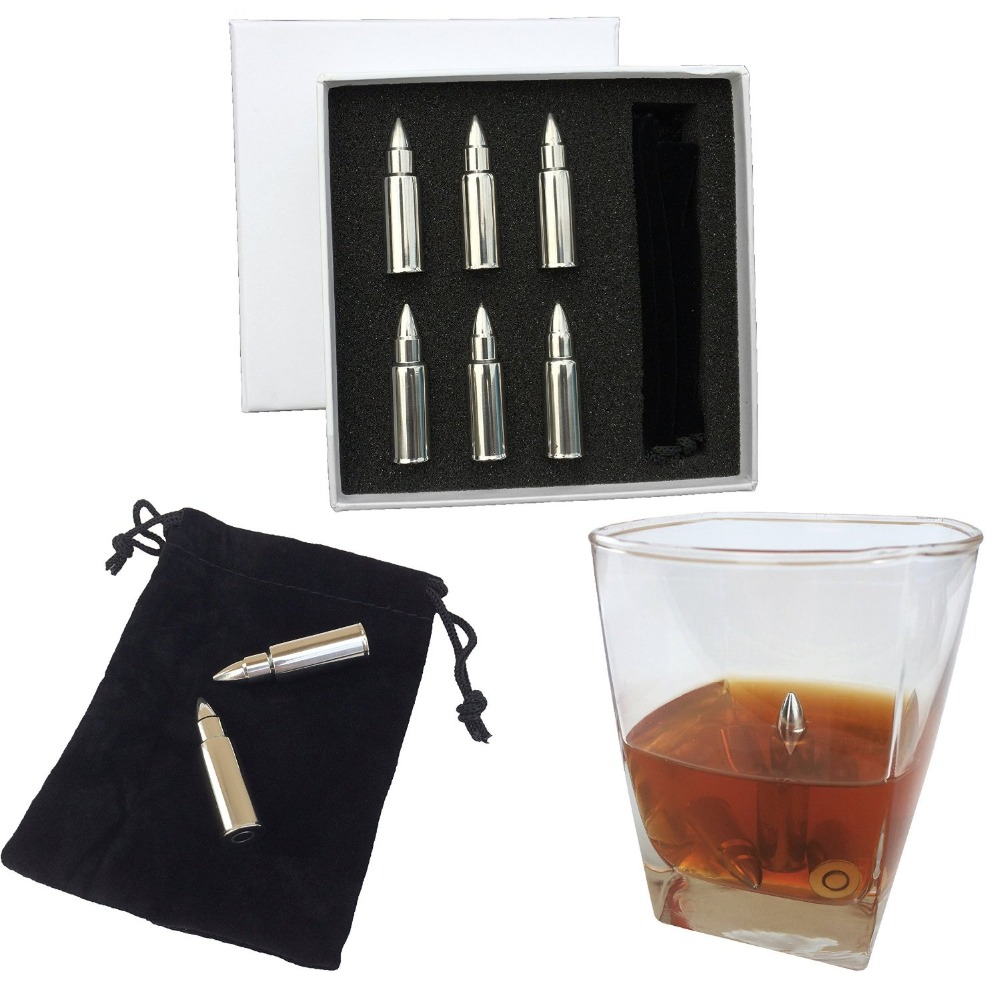 Stainless Steel Whiskey Bullets very Popular