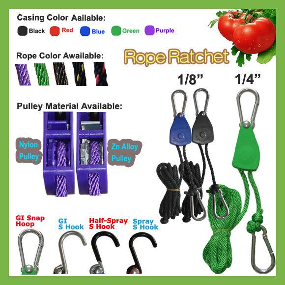 14 Rope Ratchet Tie Down Ratchet Belt Ratchet Strap Assemble