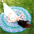 Round Beach Towel Yoga Picnic Mat Roundie Tablecloth Water Absorbent Terry Towel With Tassels