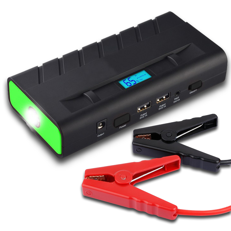 Automobile Car Battery Dead Re-Start In 3Secornds Use Mini Jump Starter <strong>Auto</strong> For A Car