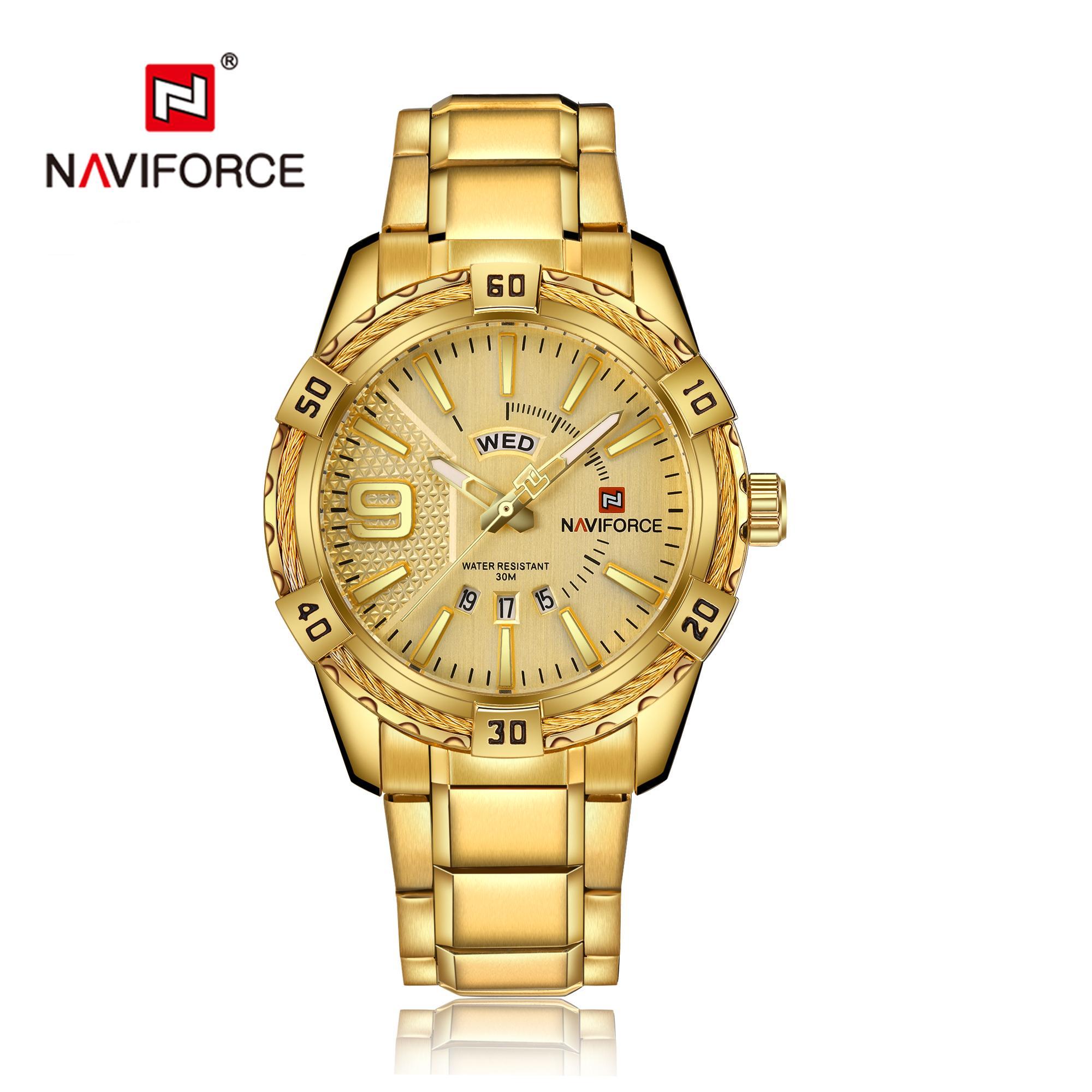 26ce04049df4 Catálogo de fabricantes de Naviforce Reloj De Oro de alta calidad y Naviforce  Reloj De Oro en Alibaba.com
