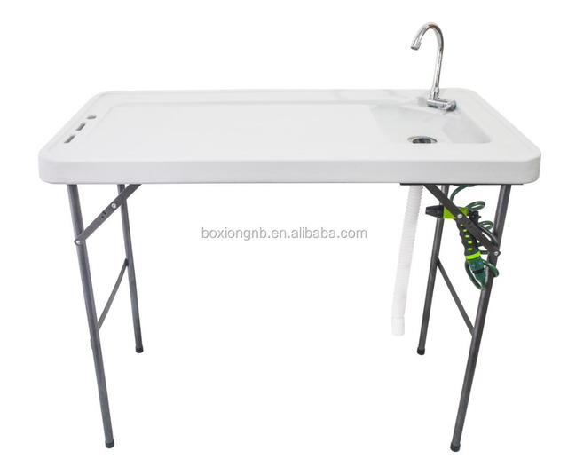 Amazing Outdoor Sink Camping Table Filleting Bench Buy Outdoor Sink Camping Table Filleting Bench Product On Alibaba Com Uwap Interior Chair Design Uwaporg