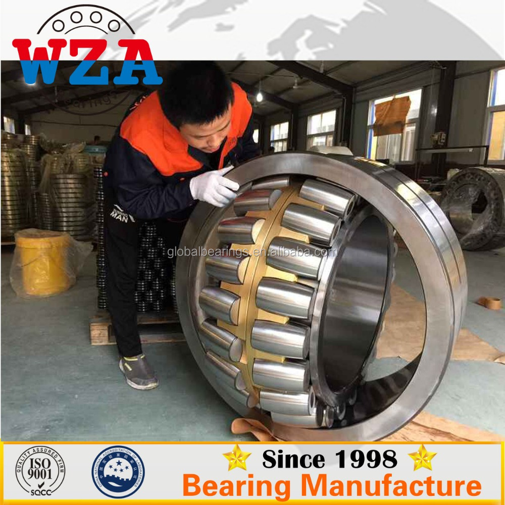sold products but in chinese 232/530CA/W33 OEM Bearing Manufacture WZA spherical roller bearing