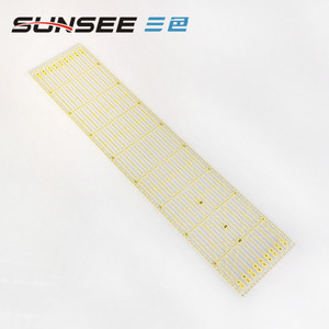 Plastic Acrylic Long Scale Template Ruler For Architect