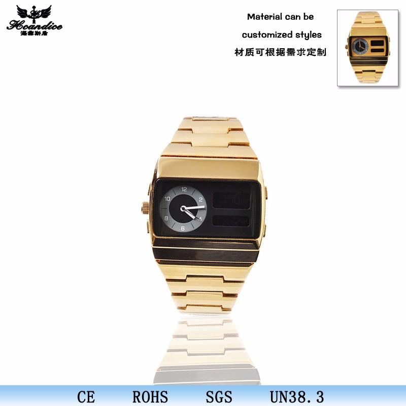 Omax Quartz Watch Stainless Steel Japan Movt Bistec Watch Price ...