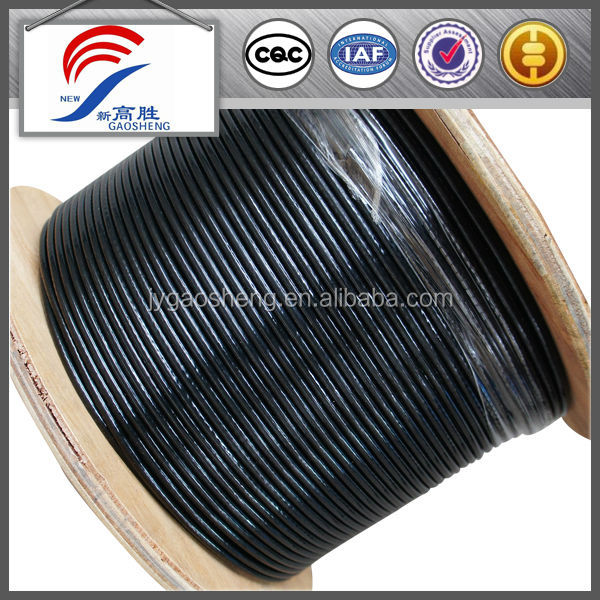 pvc coated electric wire and cable 10mm
