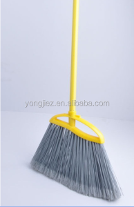 Home Dust Cleaning Plastic Angle Broom