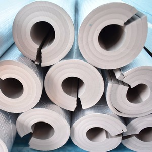 aluminum foam soundproofing pe foam heat insulation foam roll/sheet