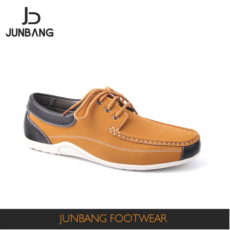 Newest selling casual shoes with pu nb upper men