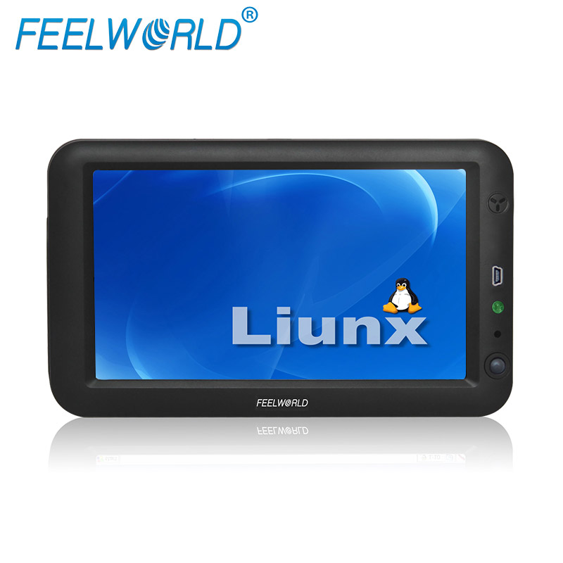 "7 ""tablet pc industriale con touch panel"