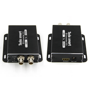 480i/576i/480p/720p/1080i 1 in 2 out 2 way SDI to HDMI Converter Splitter