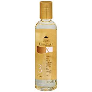 Avlon KeraCare Essential Oils for the Hair 4 fl oz