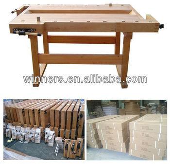 Madera mesa de trabajo buy product on for Madera para mesa de trabajo