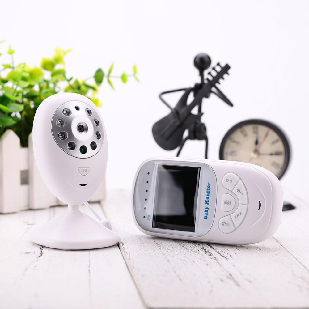 2.4 inch Baby Monitor LCD Wireless Video Color Video Baby Monitor 2.4GHz Night Vision Safety Baby Camera