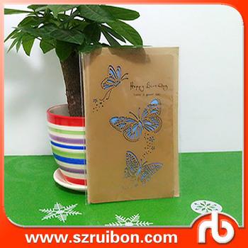 Custom Lastest Birthday Greeting Card Designsbirthday Decoration Items