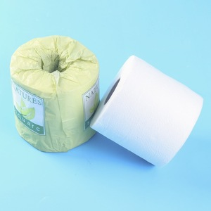 100% recycled pulp 2ply 1ply 3ply tolite paper tissue