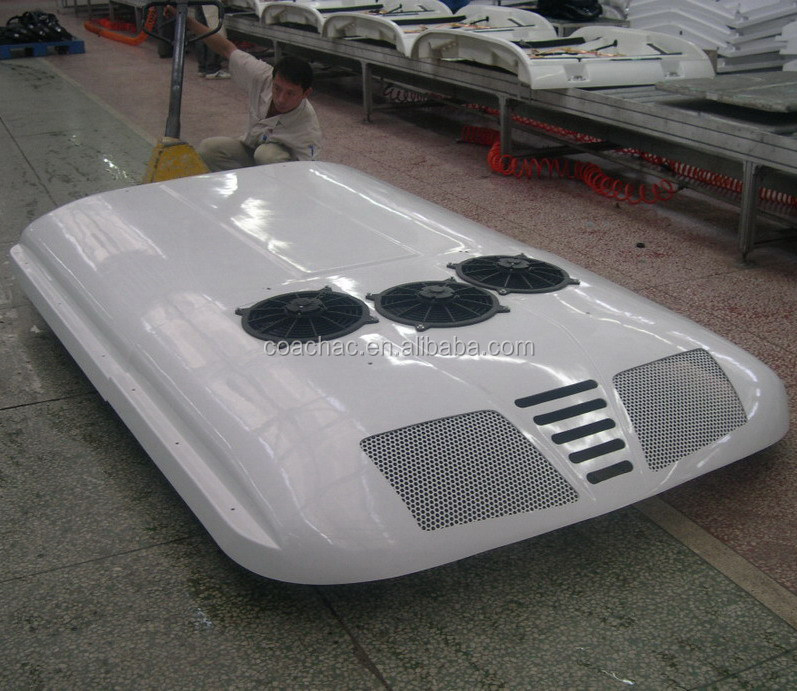 Hot Selling 12 24v 20kw Rooftop Mounted Vehicle Auto Clima