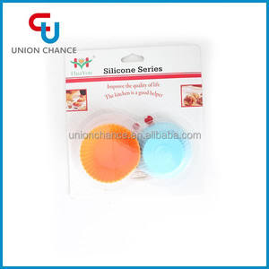 Solid Color Silicone Cake Models