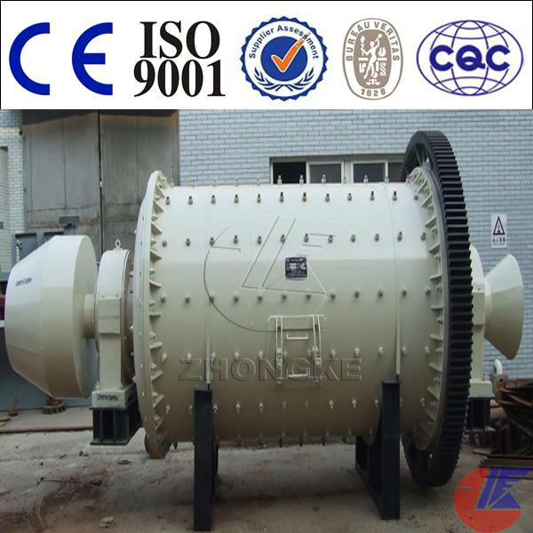 High Efficient Calcite Rocks and Iron Ore Dry Ball Mill