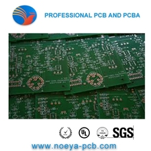 FR-1 multilayer rigid pcb with OSP surface finishing