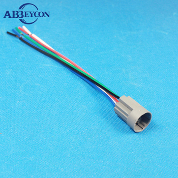 1650 16mm Harness with 150mm long wire and 5mm strip wire switch connector