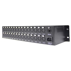 Programmable Art net 16 dmx 512 matrix light controller