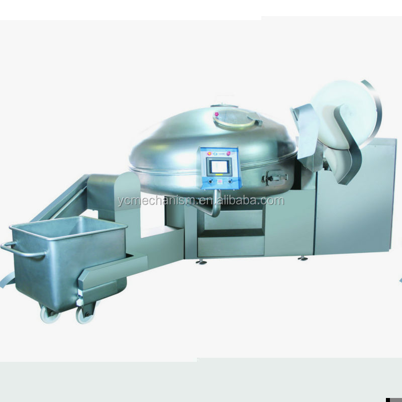 high quality Meat Bowl Cutter Mixer machine for sale