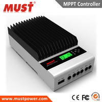 40a 60a mppt wind solar hybrid charge controller