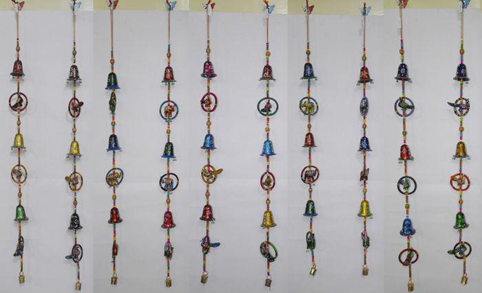 Indian Handmade Door Hanging Toran Bell Door Hangings Window Valance Gate Topper - Buy Decorative Door Topper Indian Door DecorHandmade Door Decor Pelmet ... & Indian Handmade Door Hanging Toran Bell Door Hangings Window ... pezcame.com