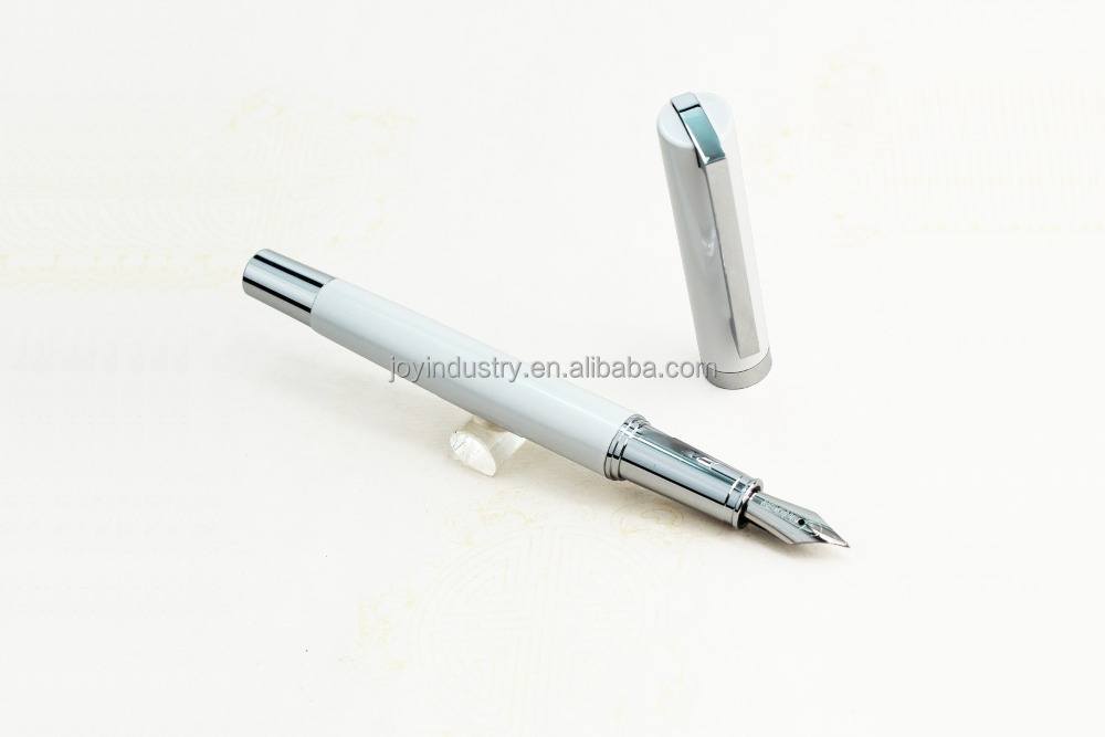 J415 best saling fountain pen metal/metal fountain pen in top quality