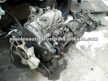 Jdm Used Engine For Car Mitsubishi 4d56 Used sel Engine - Buy ...