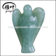 Wholesale 30*25mm Green Aventurine Angels gemstone angels handmade angels