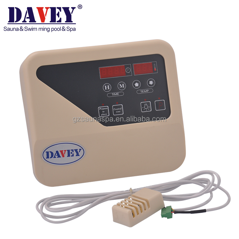 Sauna accessories/ high quality electronic digital outside sauna heater controller