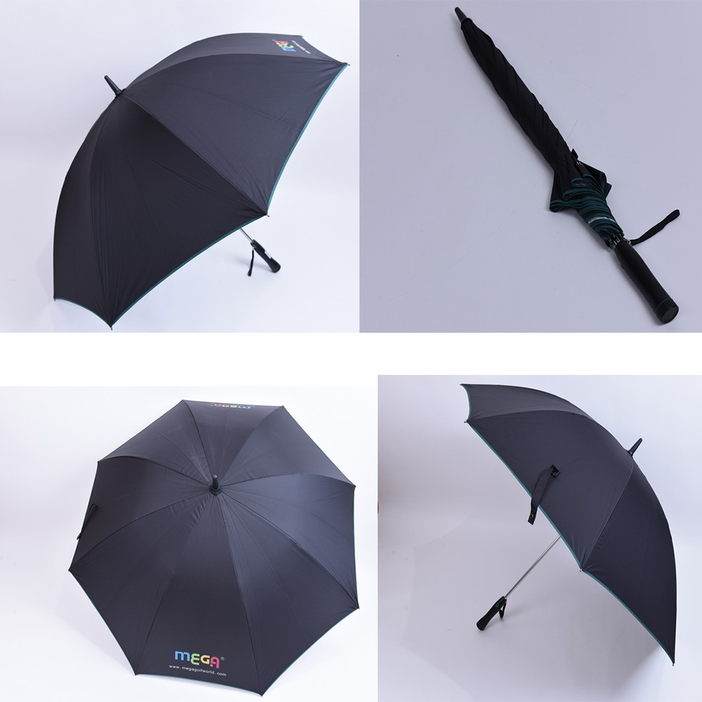 In 2015 the new customization of electric fan golf advertising gift umbrella