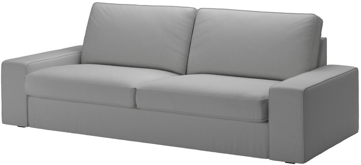 Fantastic Buy Ikea Light Gray Kivik Sofa Bed Cover Replacement This Evergreenethics Interior Chair Design Evergreenethicsorg