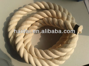 2'' 1.5'' 1'' thick cotton rope supplier