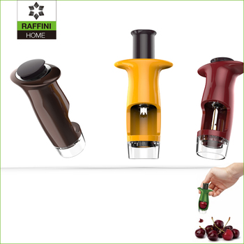 Patent Product Plastic Manual Olive Corer Cherry Pitters