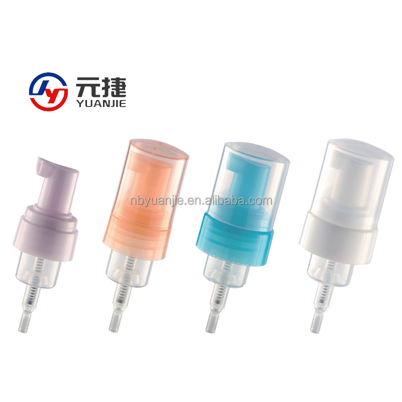 24mm 28mm 30mm 32mm Yuyao factory plastic foaming dispenser pump