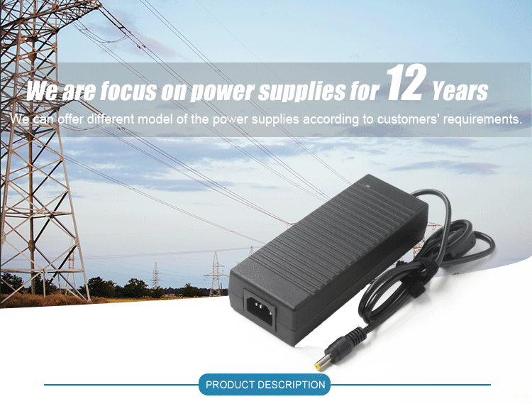 ce rohs fcc sofa power supply 120w 29v 4a ac dc power adapter for recliner chairs