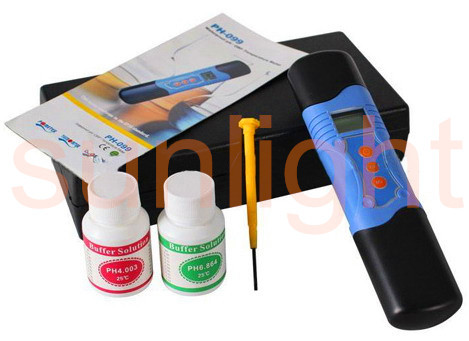 Hot Sale! pH,ORP and Temperature 3 in 1 Meter,ORP Pen Meter,ATC,PH-099