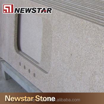 Incroyable Newstar Giallo Fantasia Granite Countertop