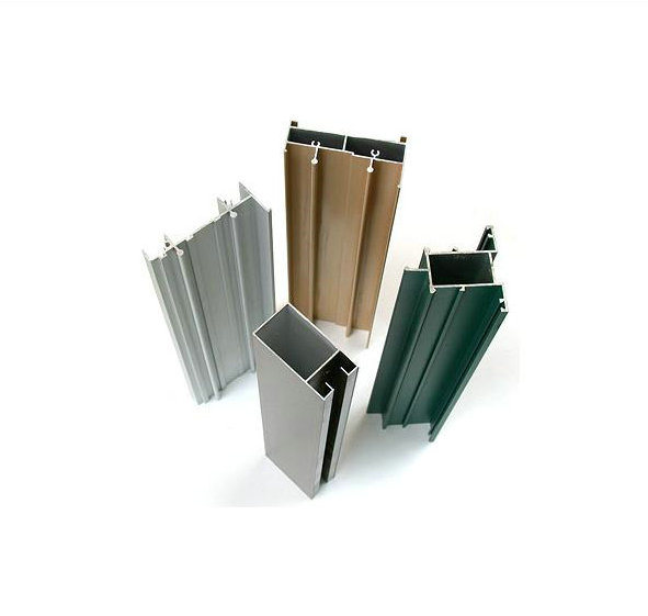 Best quality quick lead time ahu aluminium profile