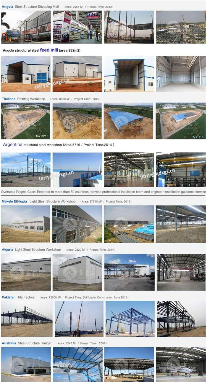 China high quality welded H beam steel structure material for prefabricated steel structure building