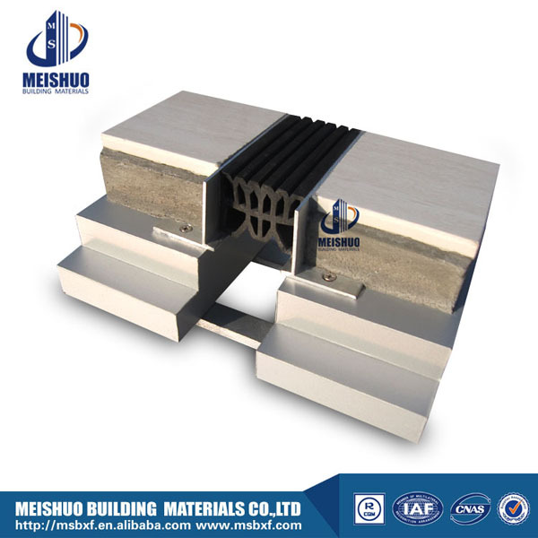 Concrete slab floor type rubber sealant for expansion