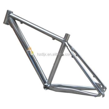 Professional Polishing Aluminum Mountain Bike Frame Factory - Buy ...