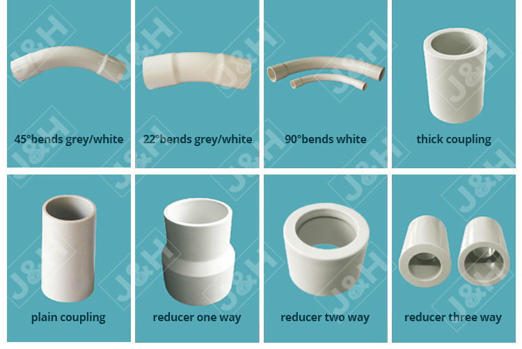 Australian standard pvc solid elbow, as/nzs 2053 plastic eblow 20mm