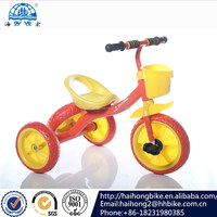 2016 hot sale cheap baby tricycle/3 wheel tricycle/children tricycles made in China
