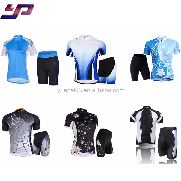 Manufacturer Custom OEM Latest Design Sportswear Suit Bike Clothes Bicycle Clothing Cycling Jersey
