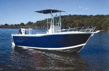 Aluminum Center Console For Marine Fishing/alloy Deep V ...