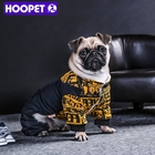 New Arrival Four Legs Winter Cotton Dog Clothes For Pugs